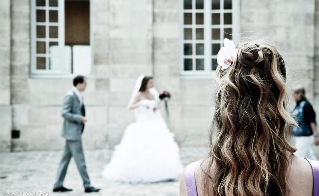 Etre la mariée : avantage ou inconvénient ?