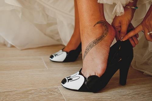 Vrai mariage : Camille et Mickael
