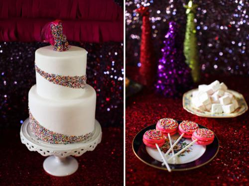 Candy-Bar : Pailette style !