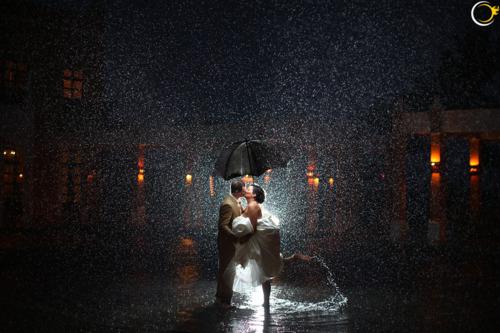 Et si la pluie s'invite à mon mariage…