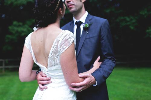 Vrai mariage {Delphine & Etienne}