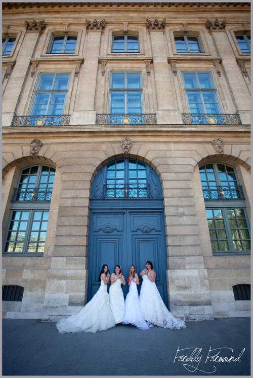Bridal Session entre copines (le retour)