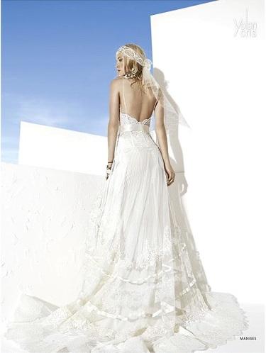Robe de Mariée : Collection Yolan Cris 2014