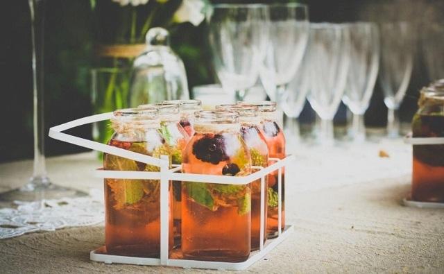 {Cocktail Mariage} La recette du Mojito fruits rouges
