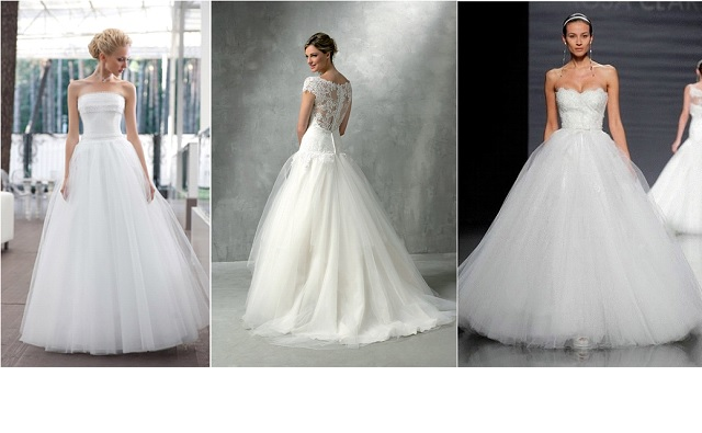 {Collection 2014} 10 Robes de Mariée Princesse