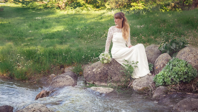robe de mariée Manon pascual
