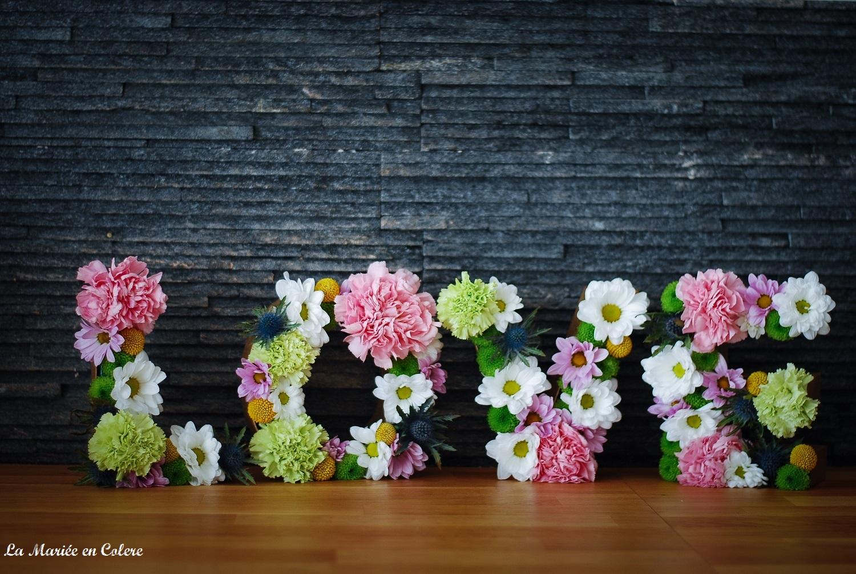 DIY lettres fleuries 21