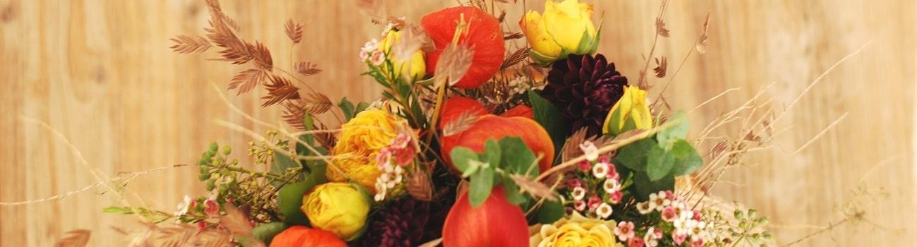 {Inspiration} Bouquet de Mariée d'Automne