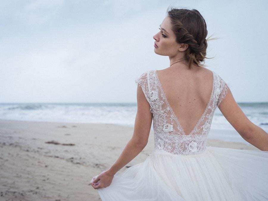 confidentiel création robe de mariée sur-mesure