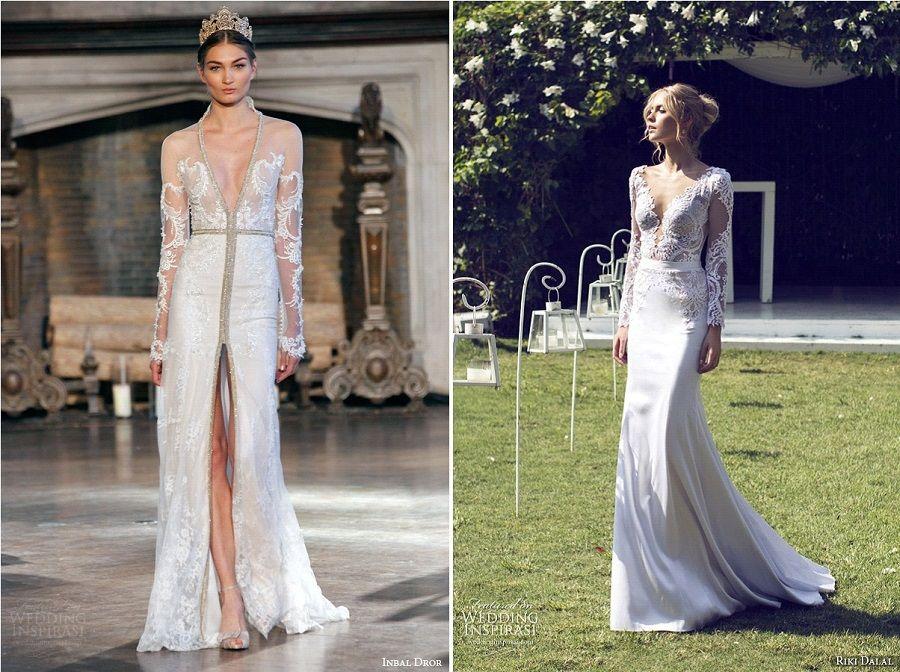 10 robes de mariée sexy mais pas vulgaires