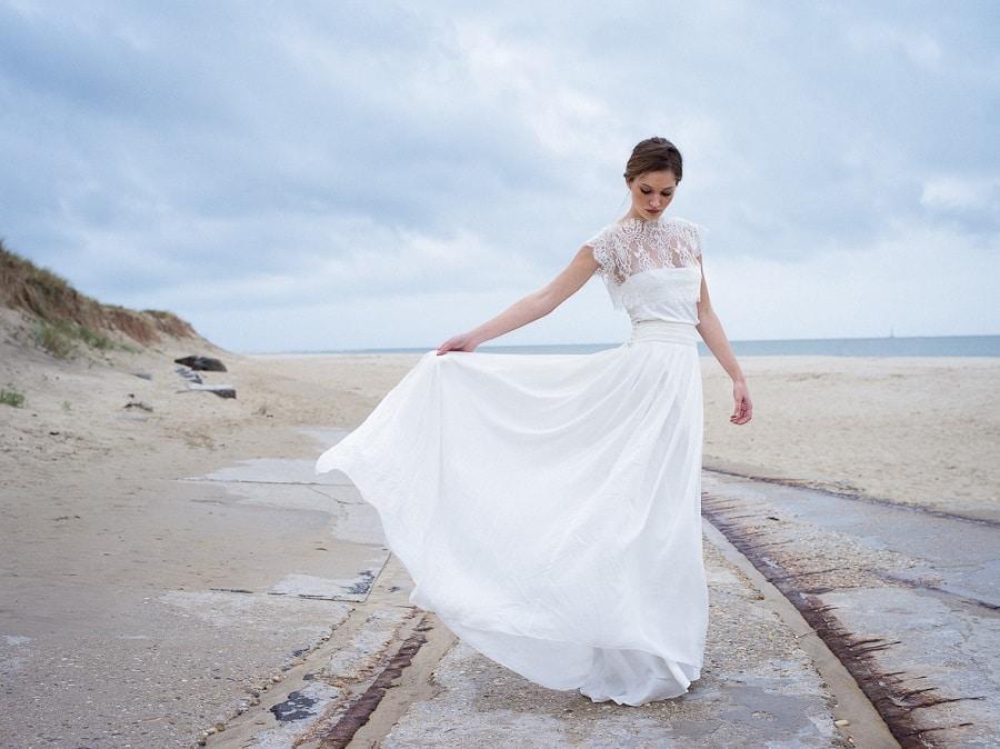 robe de mariée sur-mesure confidentiel création