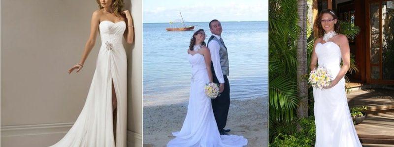 {Témoignage} J'ai acheté ma robe de mariée sur un site Chinois, voici mon avis (et les photos)