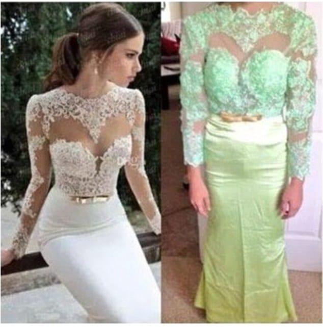 acheter sa robe de mariée sur Internet