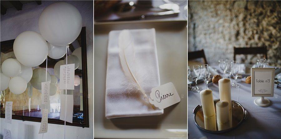décoration salle mariage biarritz Ihartze Artea