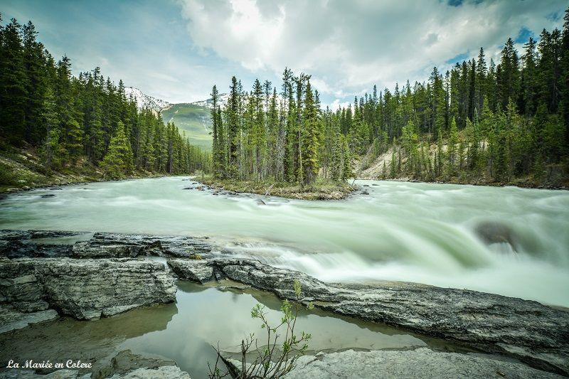 Falls Jasper National Park