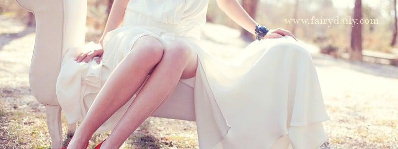 {Témoignage} Ma robe était blanche, mon voile écru : la honte de ma vie !