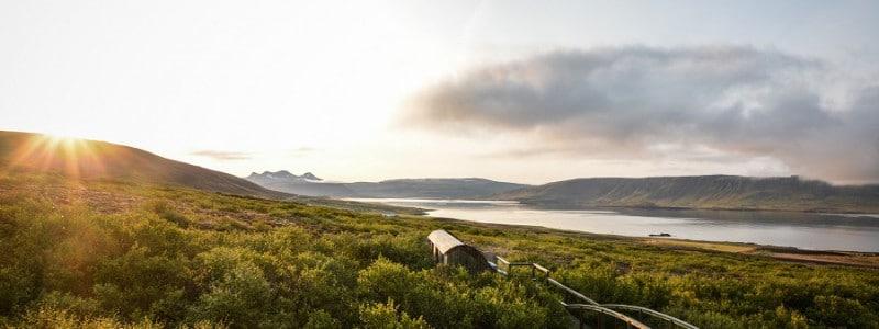 Voyage en Islande étape 2 : la côte ouest & Hôtel Glymur