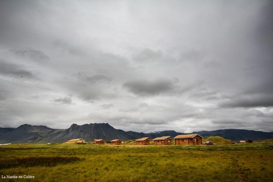 guesthouse hof islande