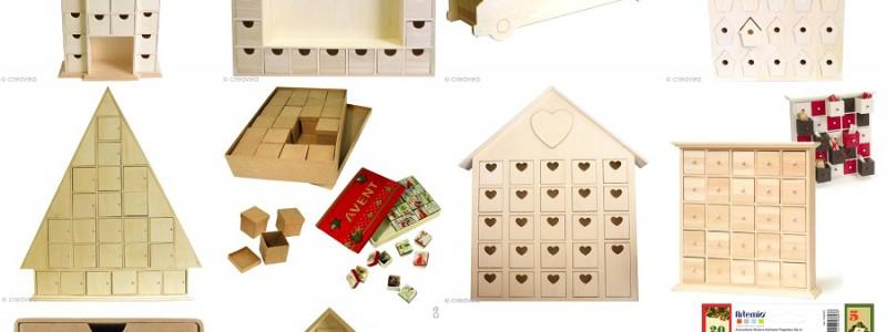 {Shopping} 10 calendriers de l'avent à décorer en attendant Noel