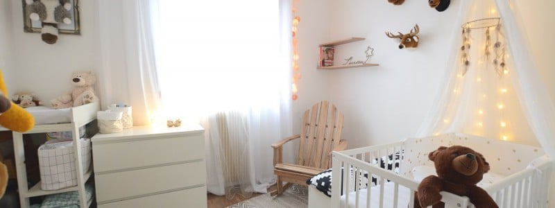 Le rocking Chair de Mademoiselle Loulou