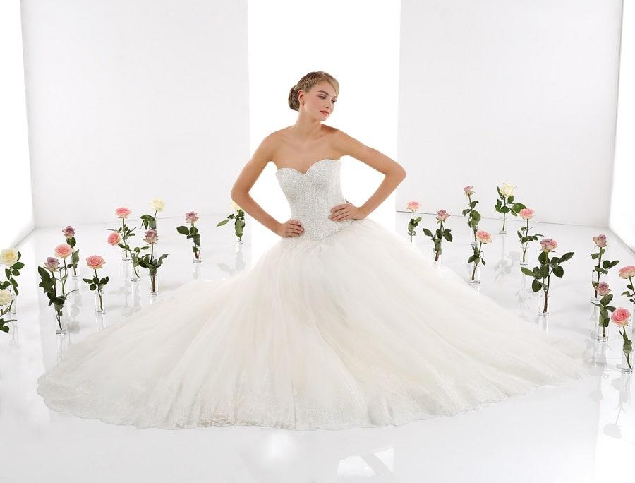 a3845679cbe Robes de mariée 2016   10 modèles de princesse - La Mariée en Colère ...