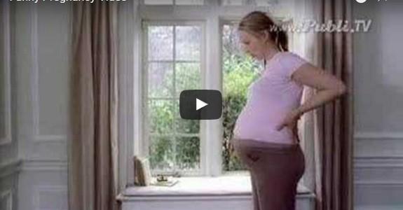 Quand on te dit …»Ha mais t'es enceinte ?…»