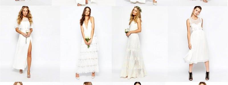 {Shopping} 12 robes longues pour le lendemain du mariage