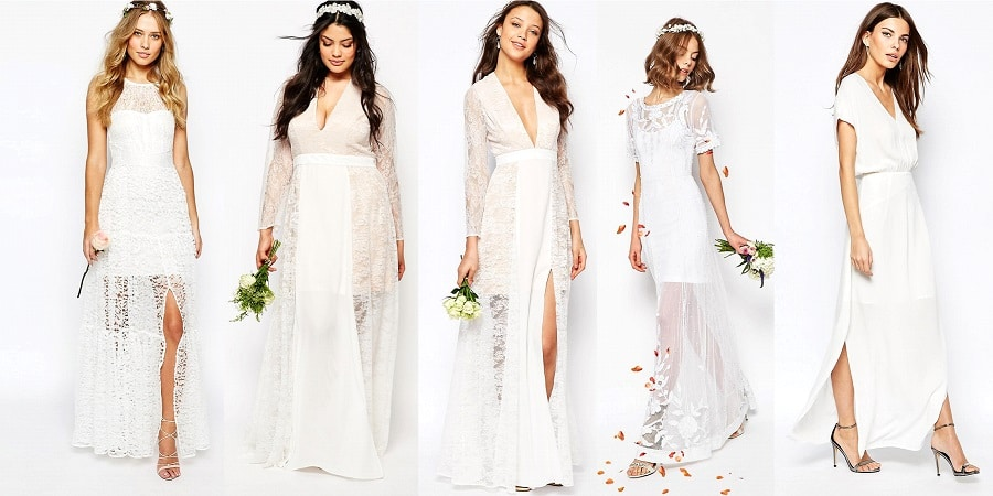 robe lendemain mariage