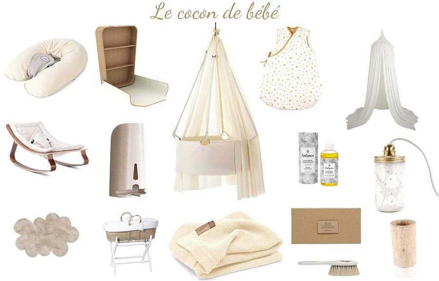 chambre bébé cocon