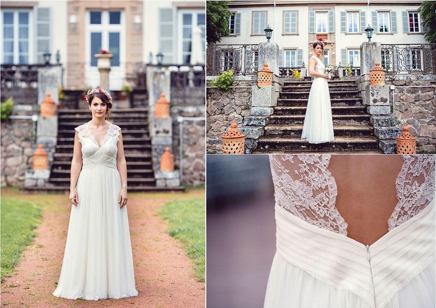 Robe de mariée modèle Estelle