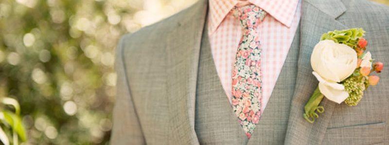 Nœuds pap', cravates, pochettes : 20 accessoires pour être un marié stylé !