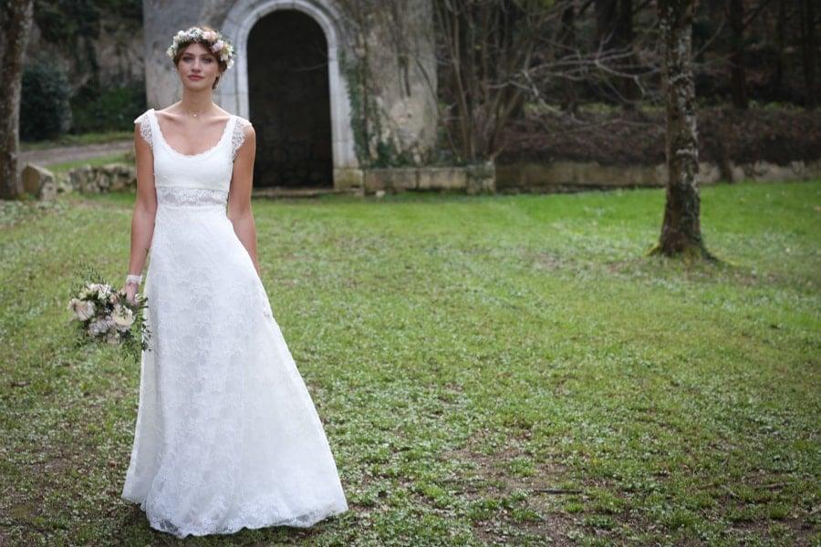 créatrice robe de mariée