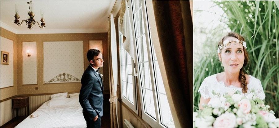 photo mariage champêtre