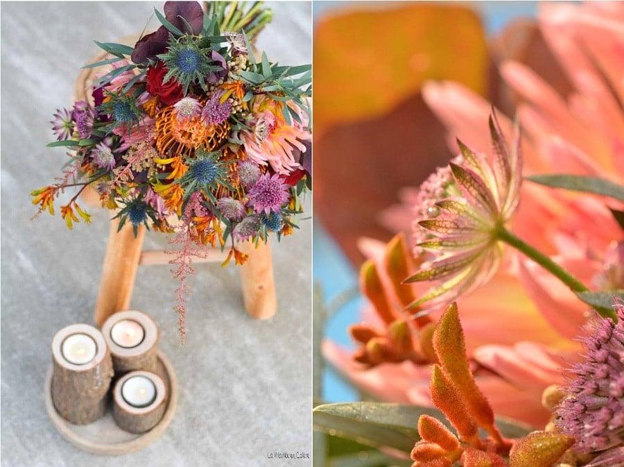 photo bouquet mariée