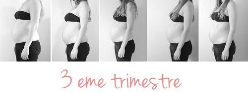 troisième trimestre grossesse