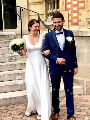robe de mariée dépot vente