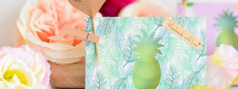 DIY : des contenants à dragées en papier petit budget