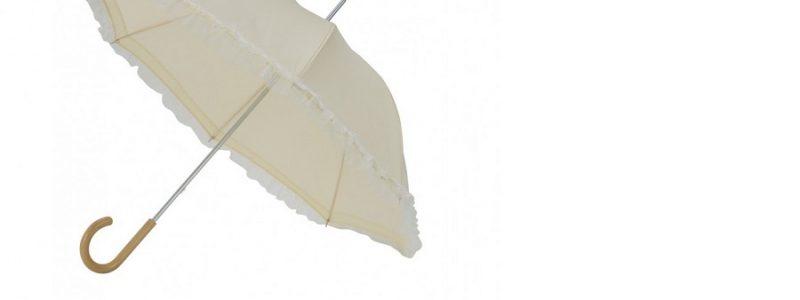 Et s'il pleuvait le jour J ? Je prévois un parapluie pour mon mariage !