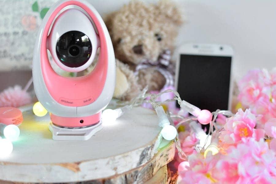 caméra surveillance bébé