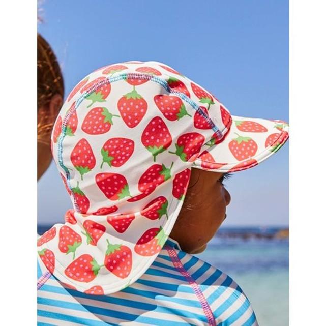 chapeau plage bébé