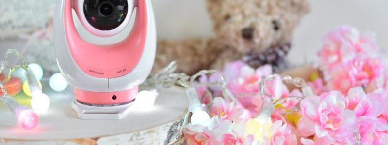 visiophone bébé blog maman