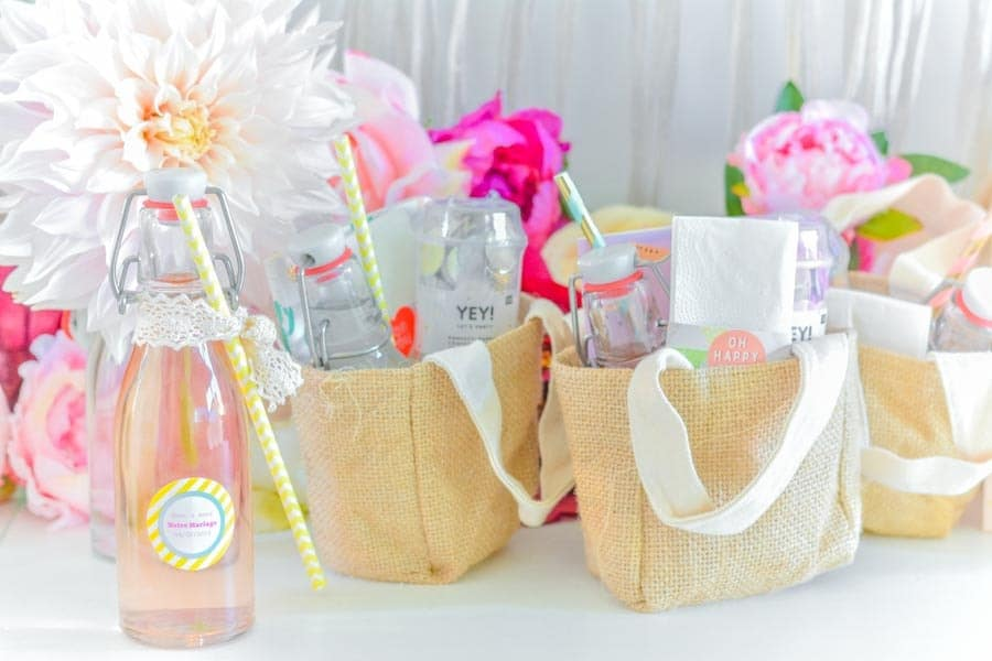 blog welcome bag invités mariage