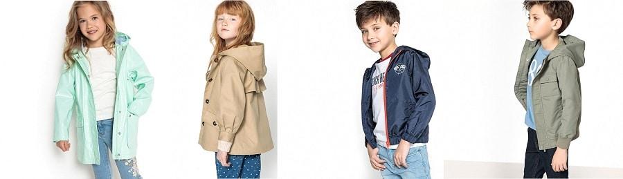 veste enfant soldes