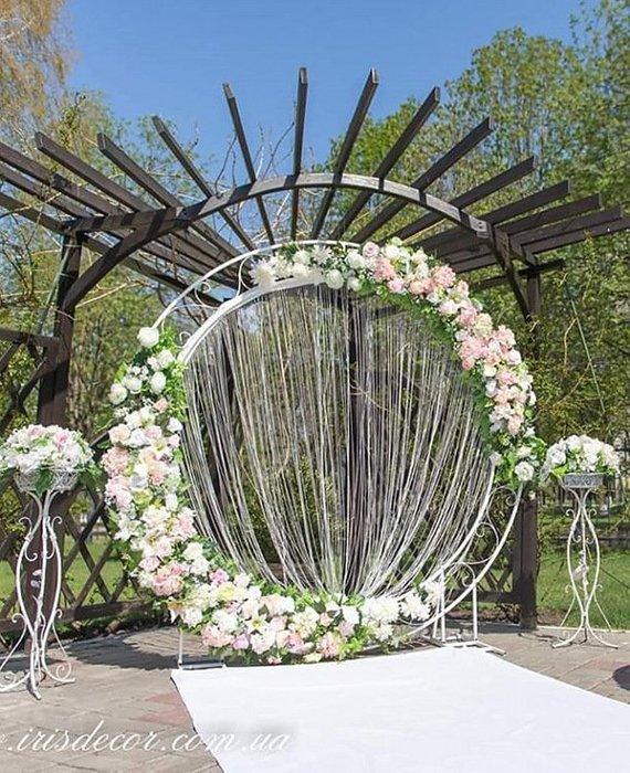 arche mariés cérémonie