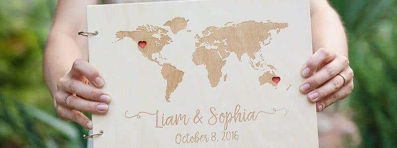 Comment organiser un mariage sur le thème du voyage ?