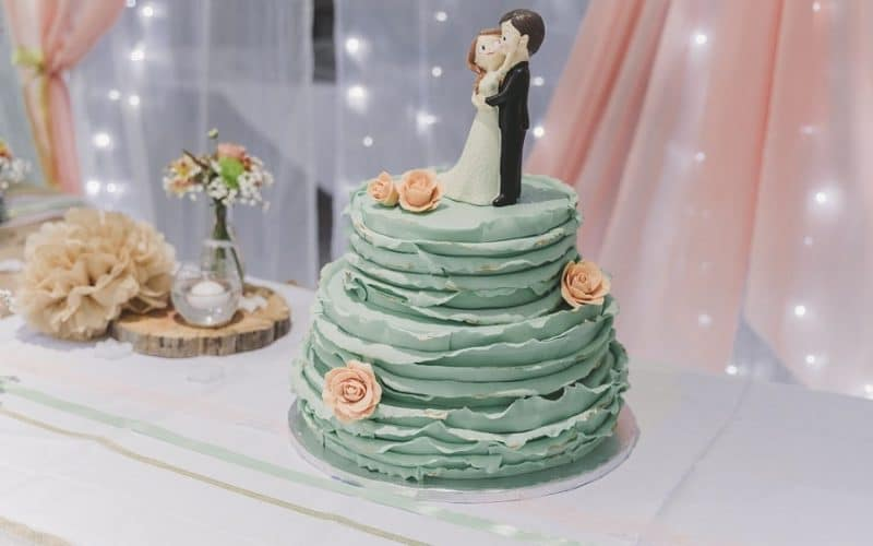 Témoignages : notre dessert de mariage