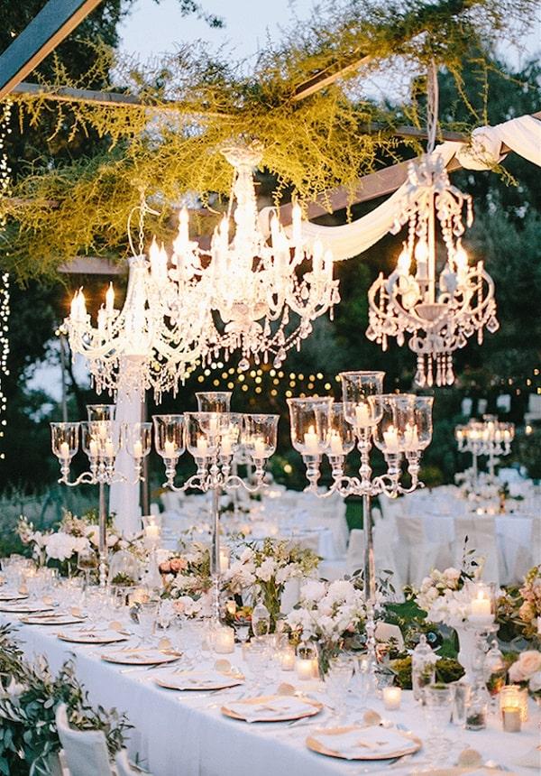 luminaire mariage