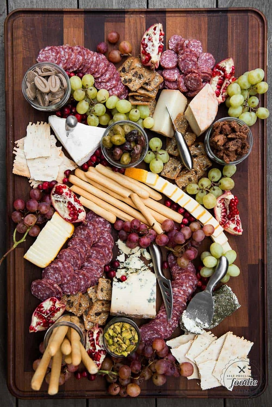 plateau fromage charcuterie mariage