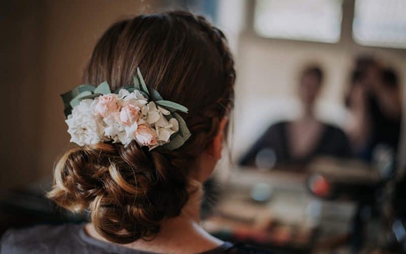 {Témoignage} L'Accessoire de ma coiffure mariée