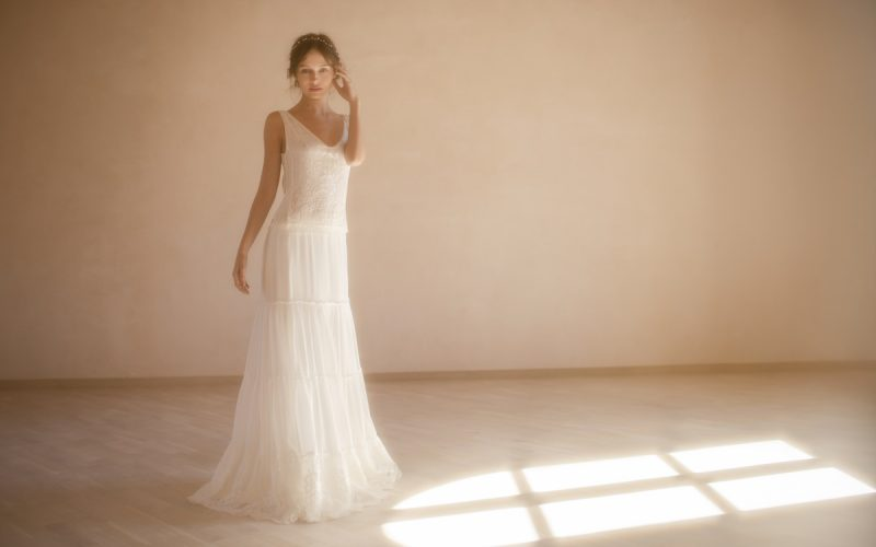 Robes de mariée : Elsa Gary 2021